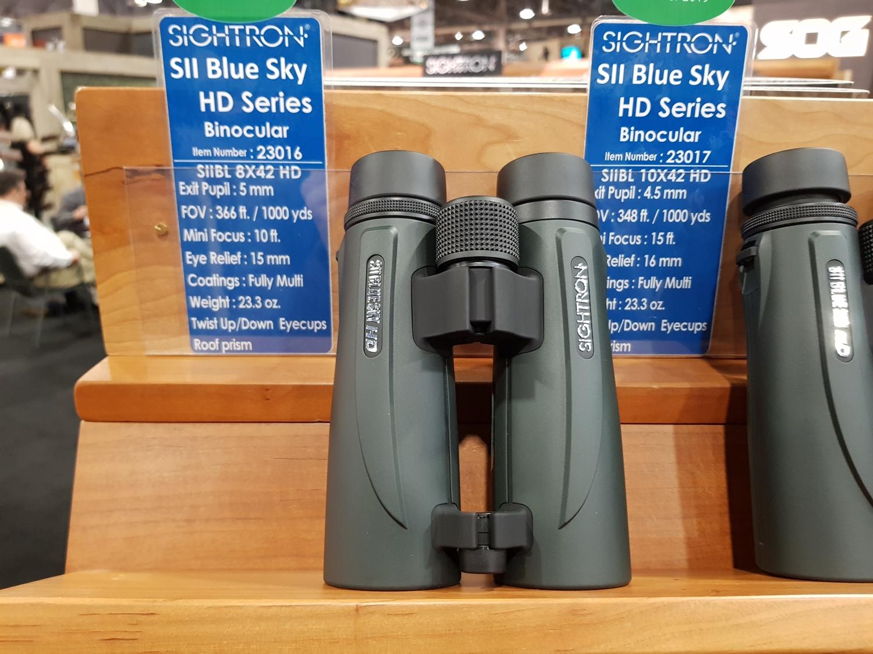 Sightron Blue Sky 8x42 HD