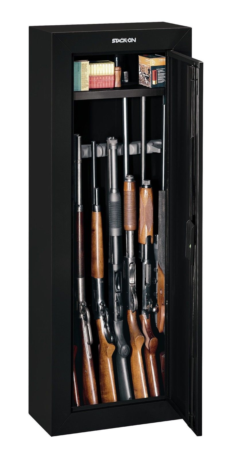 Kako održavati oružje nakon sezone; vir:: https://www.stack-on.com/